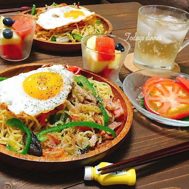 ピーマン料理☆人気の簡単レシピ《主食》5