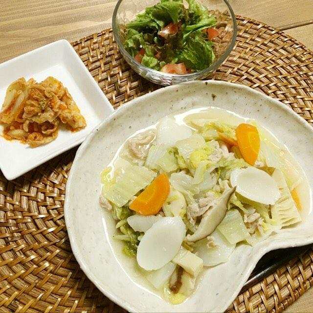 白菜の中華レシピ18