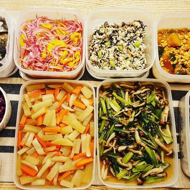 ひじきの簡単な美味しい人気レシピ☆常備菜11