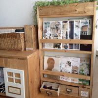 本棚DIYアイデア特集!みんなが作ったおしゃれな本棚を大公開♪