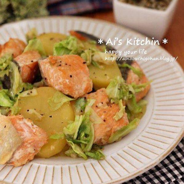 鮭を使った人気レシピ11