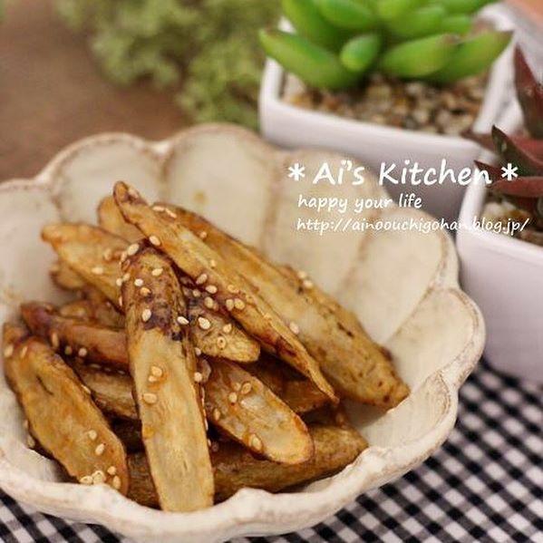 ごぼう料理☆人気の簡単レシピ《お弁当》4