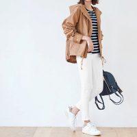 スキニーパンツ×スニーカーコーデ【2020最新】ワンランク上のファッション術