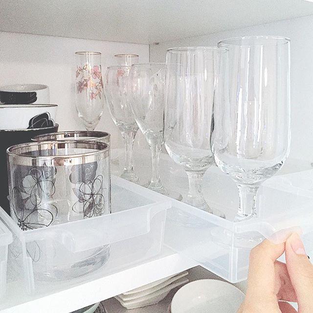 食器棚の収納アイデア9