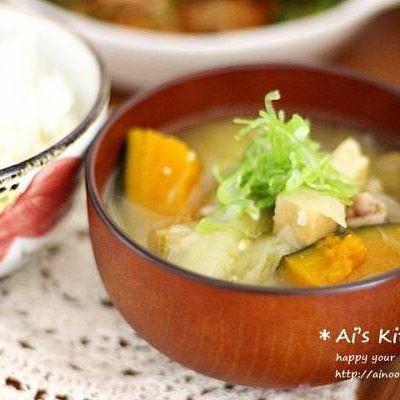 和食の献立に人気のかぼちゃレシピ☆お弁当5
