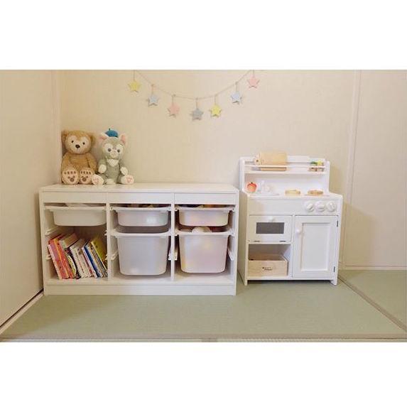 IKEA TROFAST(トロファスト) 収納5