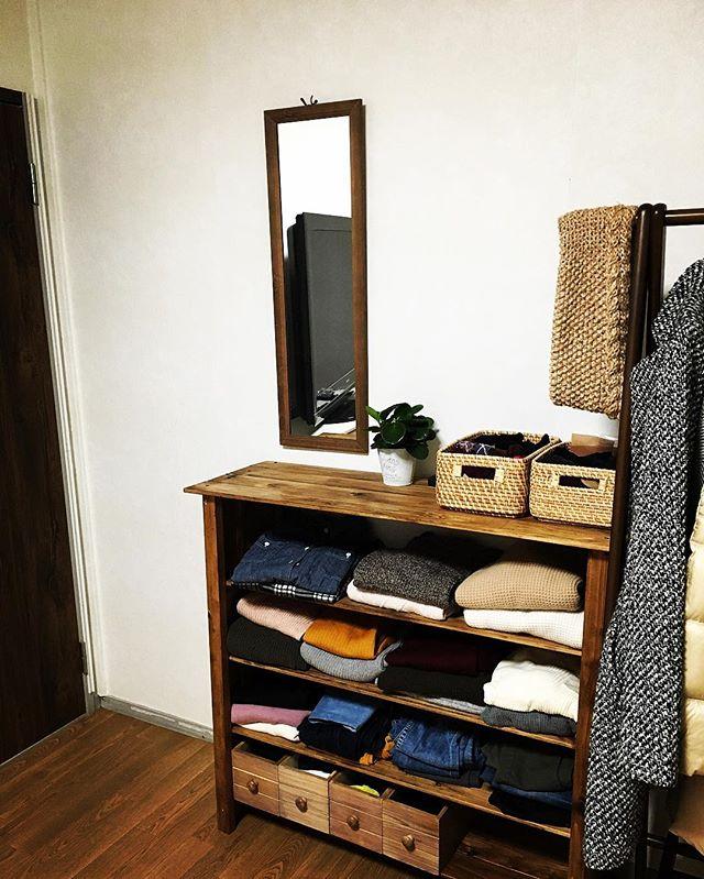 洋服の収納方法20