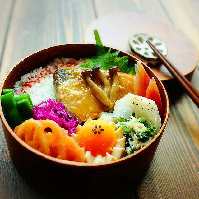 ブリの美味しい食べ方人気レシピ☆お弁当9