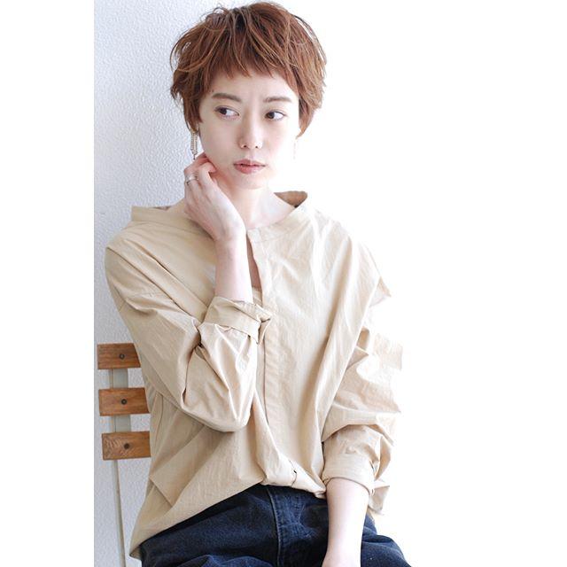短い前髪×ベリーショート11