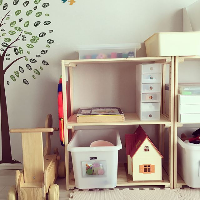 おもちゃ収納11
