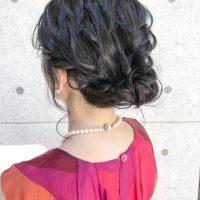黒髪セミロングのヘアアレンジ特集!大人に似合う可愛い髪型を一挙ご紹介♪