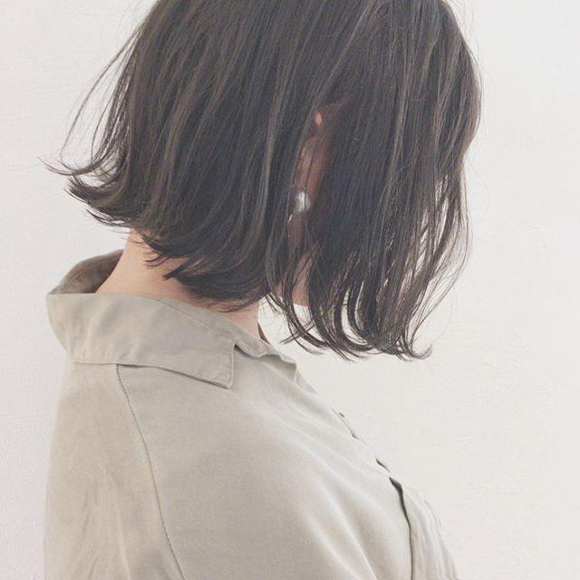 ショートボブに似合うおすすめ髪色5
