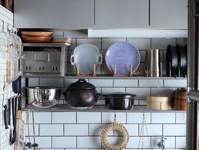 キッチンの水周りスペースに注目