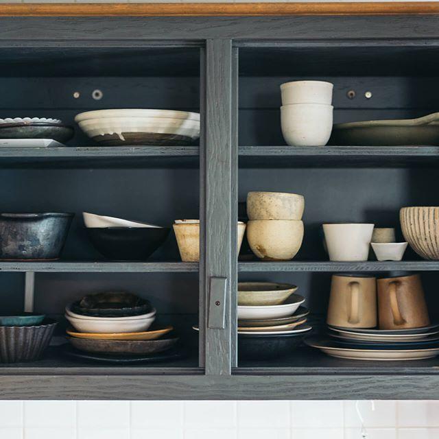 キッチン収納 実例9
