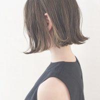 ボブ×ストレートの髪型が今っぽい♪大人女性に似合う最新ヘアスタイル特集