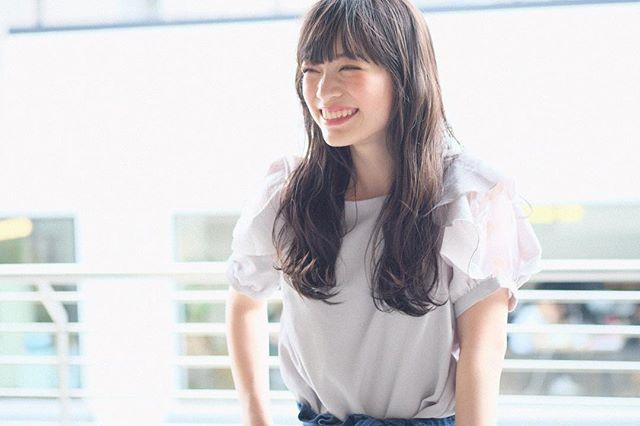 【2020秋最新】ロング×パーマの髪型3