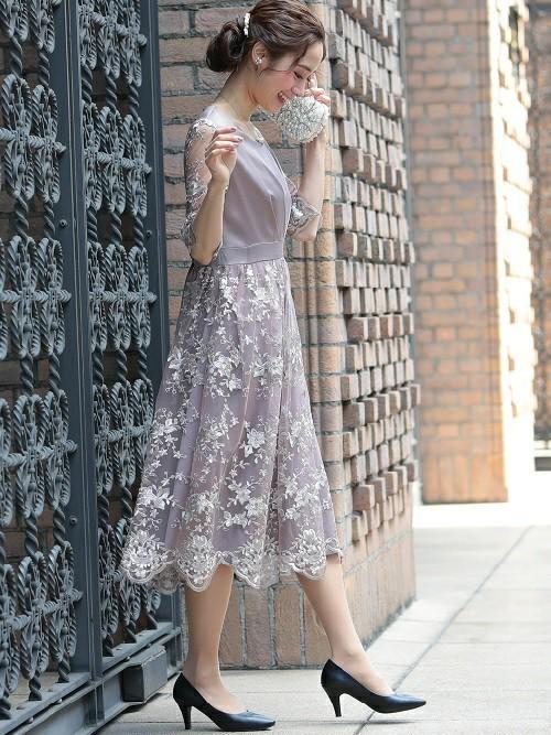 服装 顔合わせ 顔合わせのワンピースの選び方!おすすめ通販ブランド&好感度アップコーデ