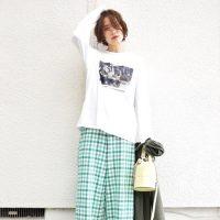 【GU・ユニクロ・しまむら・ZARA】の初夏コーデ♪プチプラ初心者さん必見!