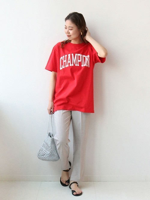 [JOURNAL STANDARD] 【Champion/チャンピオン】T-SHIRT◆