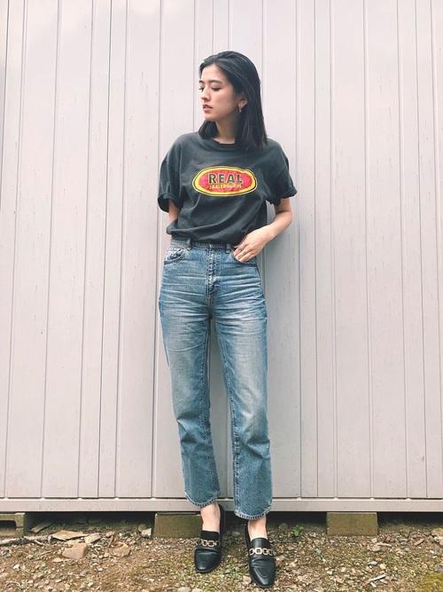 夏のプチプラファッション7