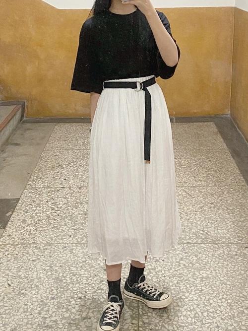 しまむらの優秀スカート