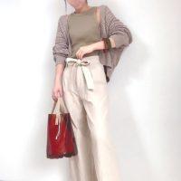 【GUetc.】で楽しむ大人コーデ♡季節が変わったらファッションも一新!
