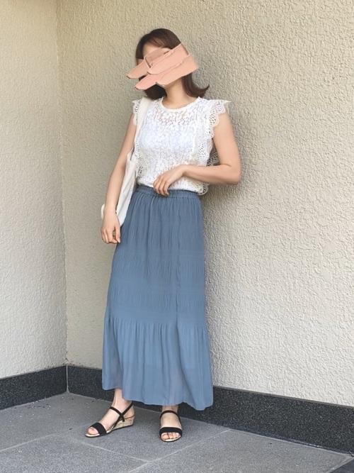 GU プチプラスカート 大人女子4