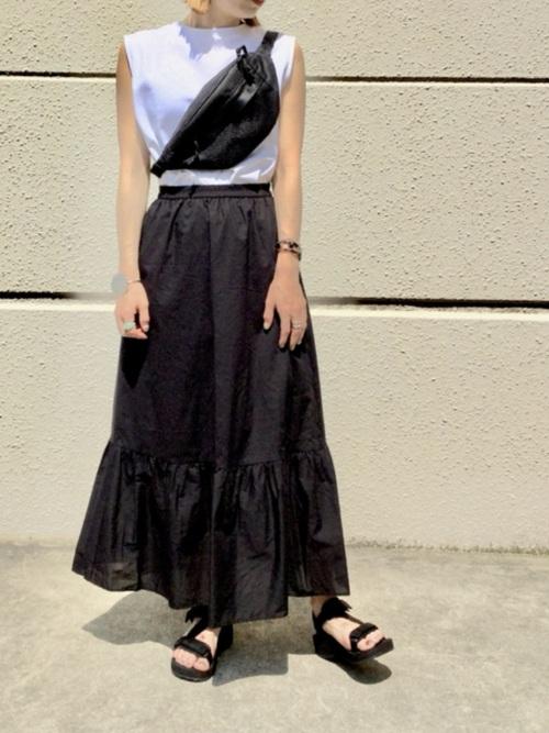 GU プチプラスカート 大人女子3