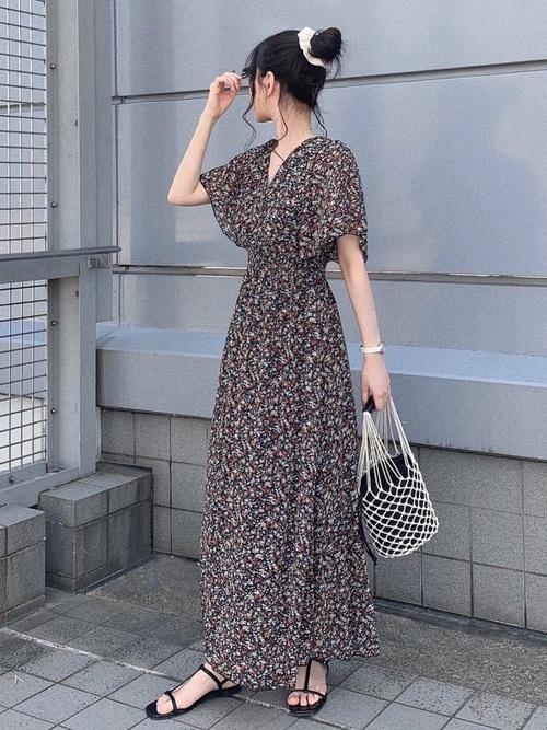 GU 夏 大人女性コーデ15