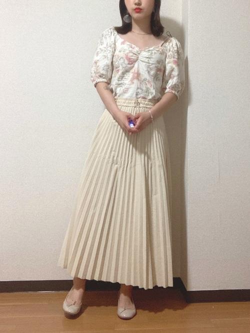 ZARA スカート1
