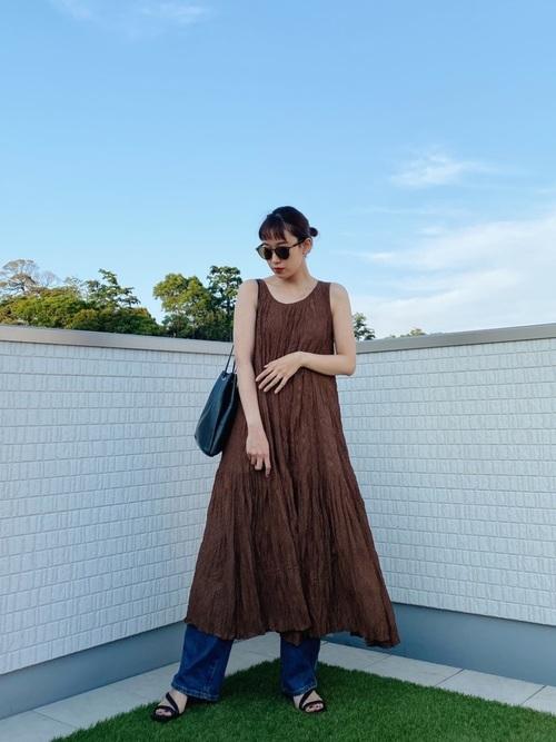 夏のプチプラファッション5