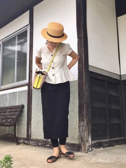 夏のプチプラファッション3