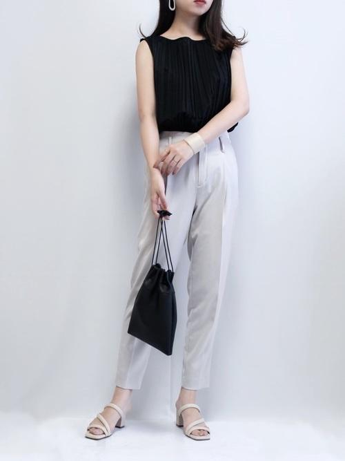 夏のプチプラファッション6