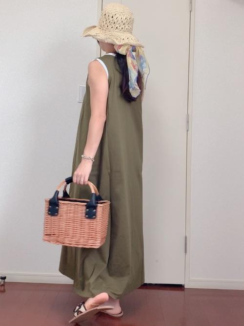 夏のプチプラファッション4