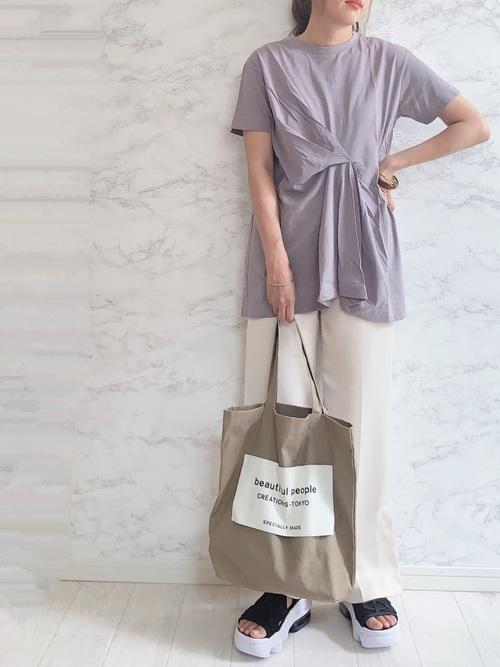 夏のプチプラファッション11