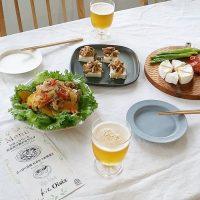 テーブルに清涼感をプラス!《イッタラ》のシンプルなガラス食器特集