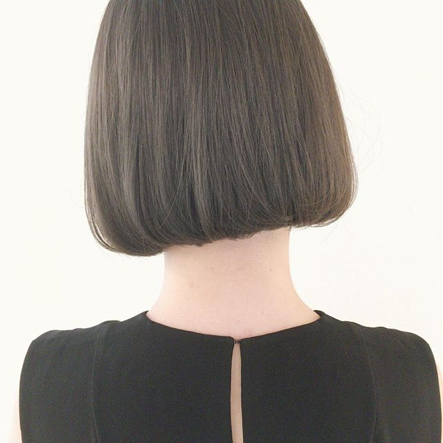 ショートボブに似合うおすすめ髪色6