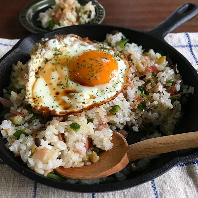 ナス料理☆人気の簡単レシピ《主食》