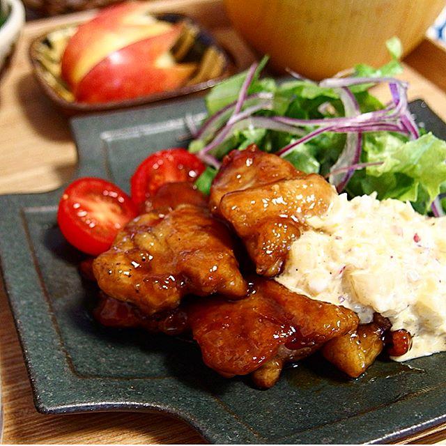 鶏もも肉を使った人気レシピ8