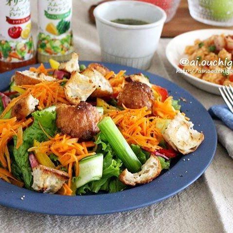 野菜たっぷりの人気レシピ