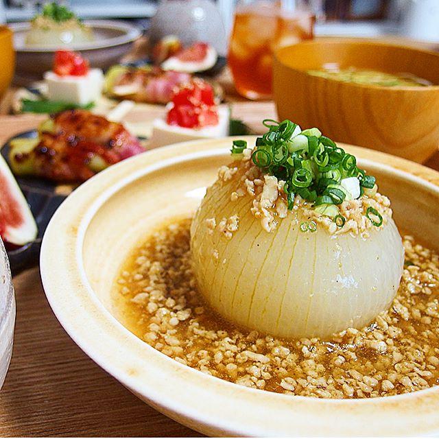 玉ねぎを使った簡単美味しいレシピ☆主菜2