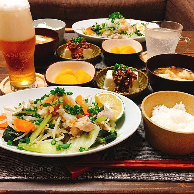 美味しい和食!ヘルシーで人気の蒸ししゃぶ