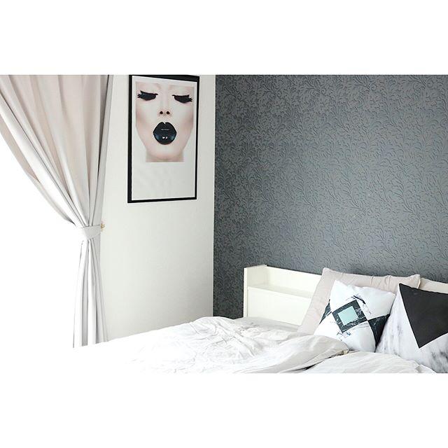 寝室のおしゃれインテリア8
