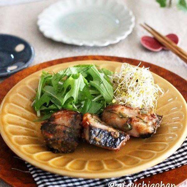 ブリの美味しい食べ方人気レシピ☆お弁当2
