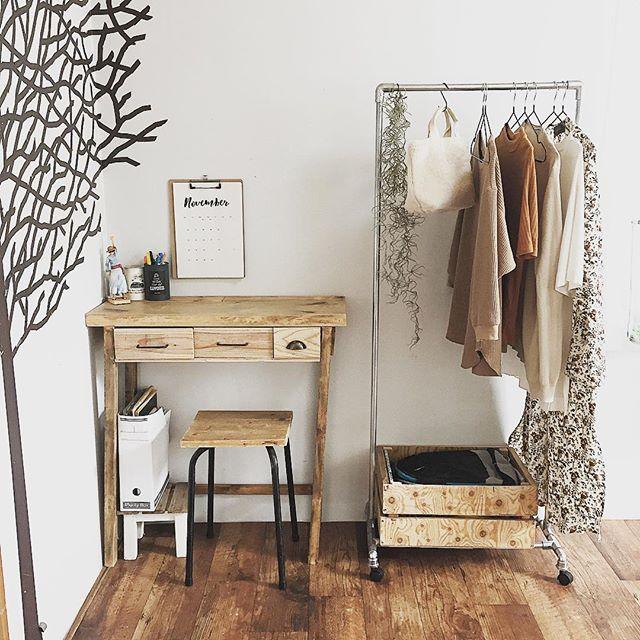 洋服の収納方法16