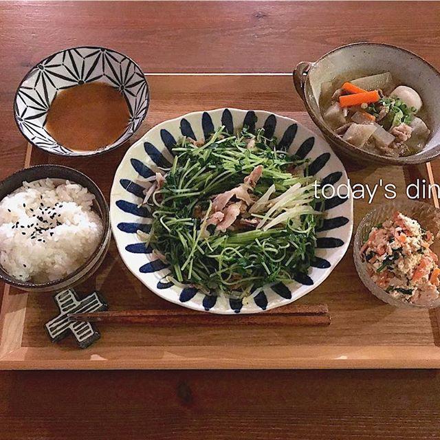 ほうれん草で簡単な和食レシピ☆おつまみ9