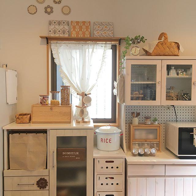 ニトリのキッチン収納8