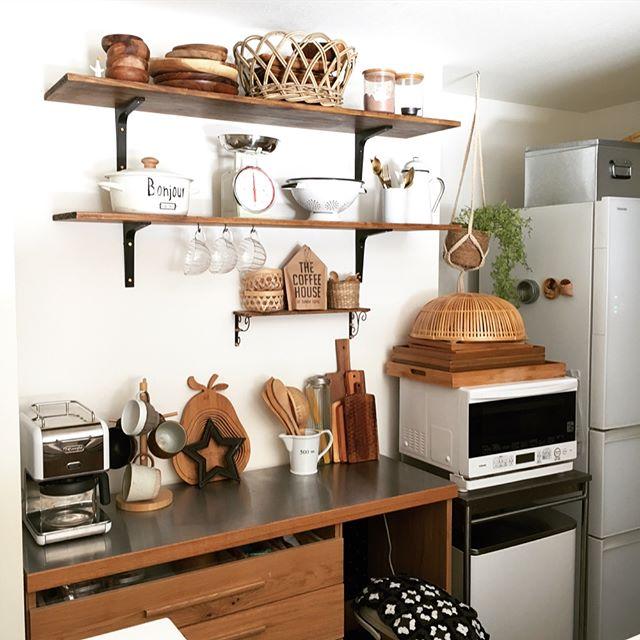 食器棚の収納アイデア14
