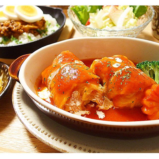 野菜たっぷりの人気レシピ10