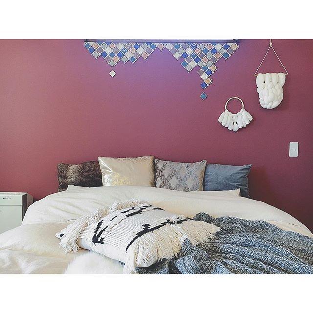 寝室のおしゃれインテリア9